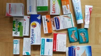 Weltreise Apotheke Medikamente