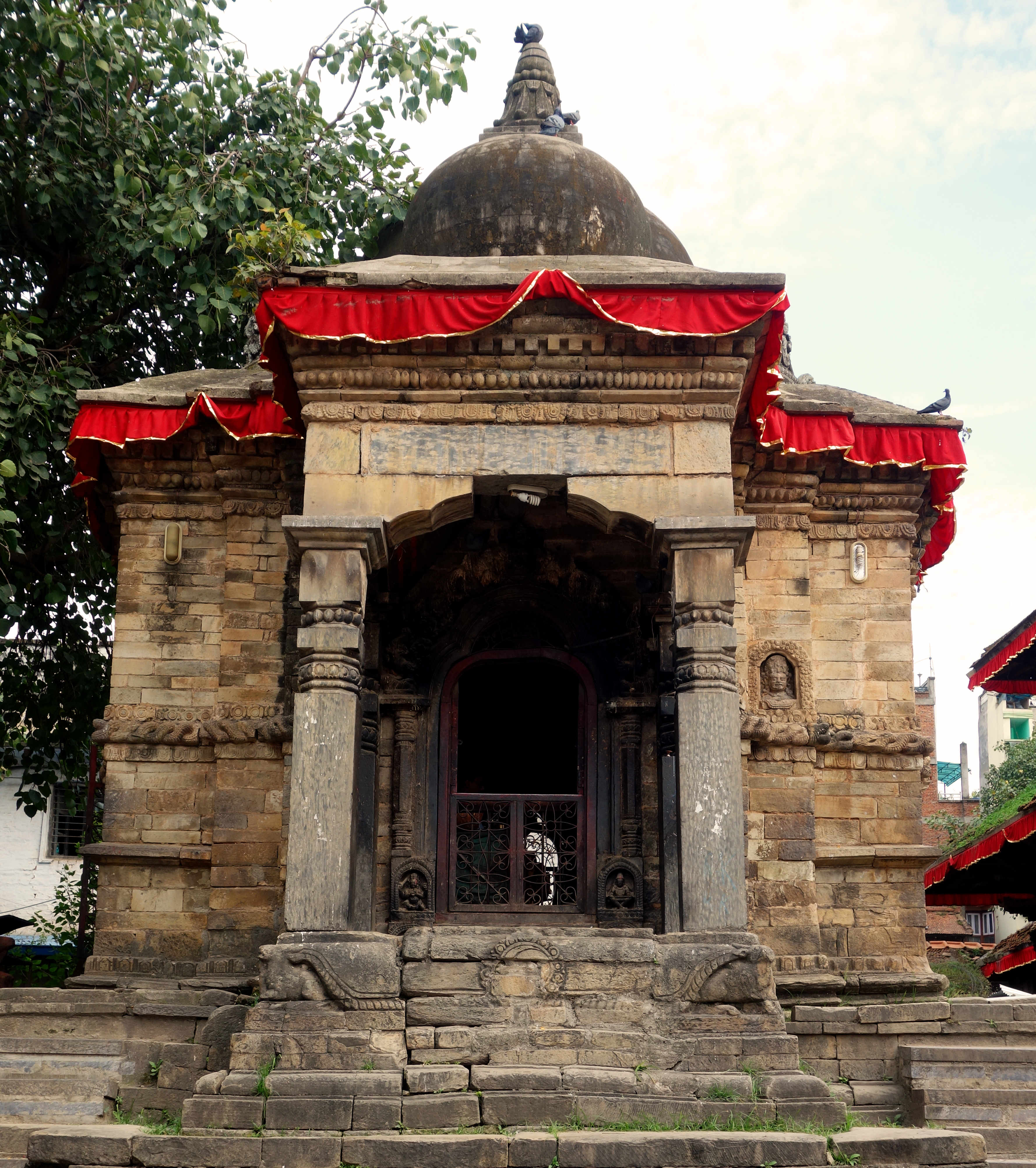 Nepal Kathmandu Durbar Square Tempel