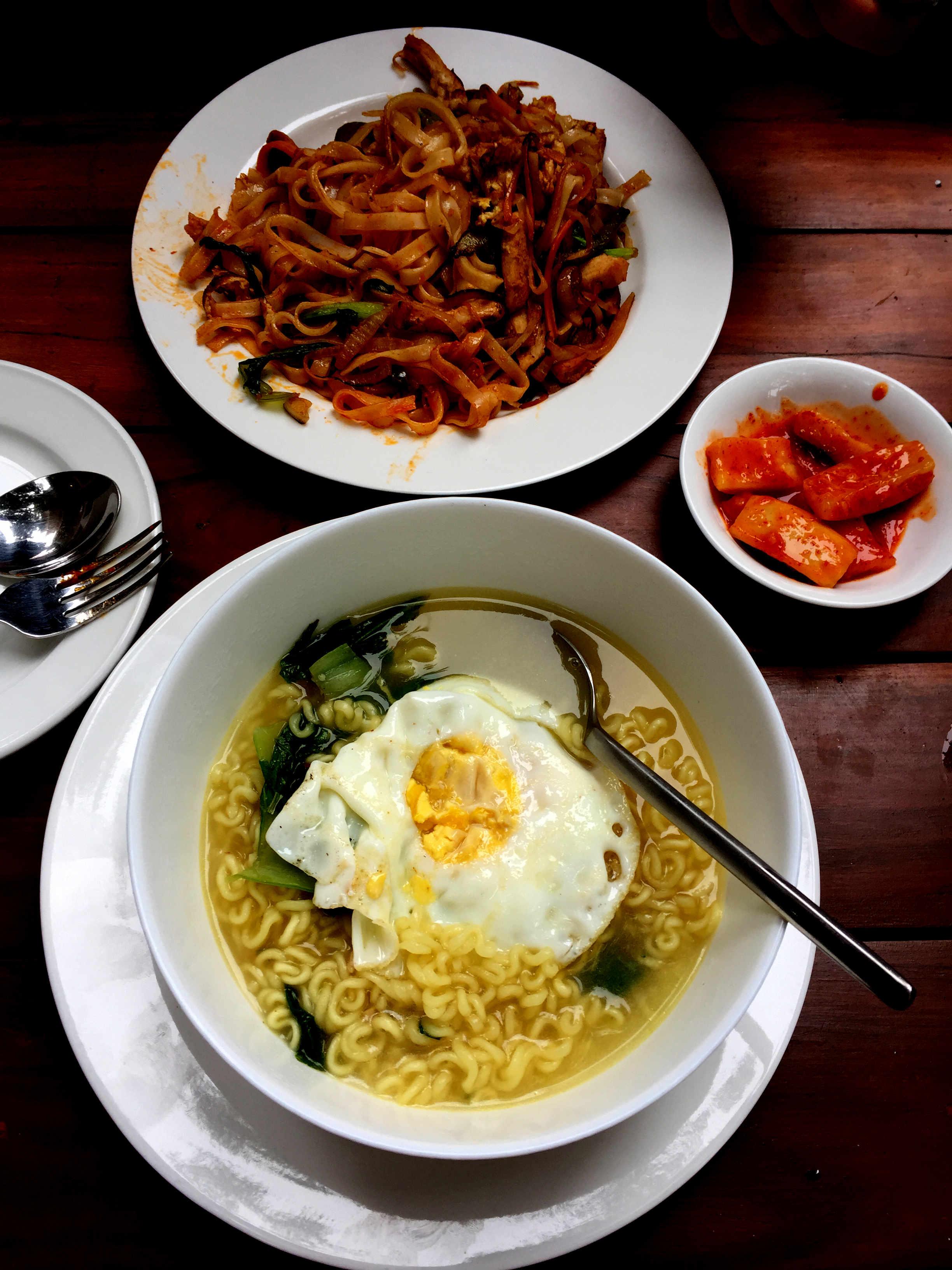 Nepal Kathmandu Sum Cafe Essen