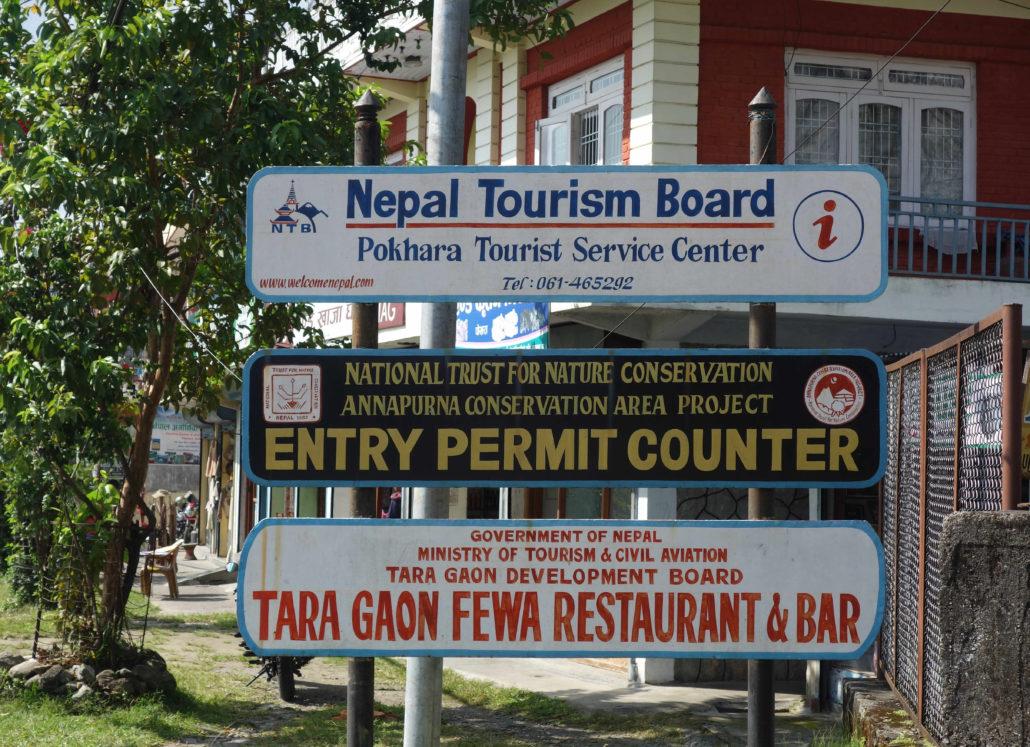 Nepal Annapurna Circuit Vorbereitung