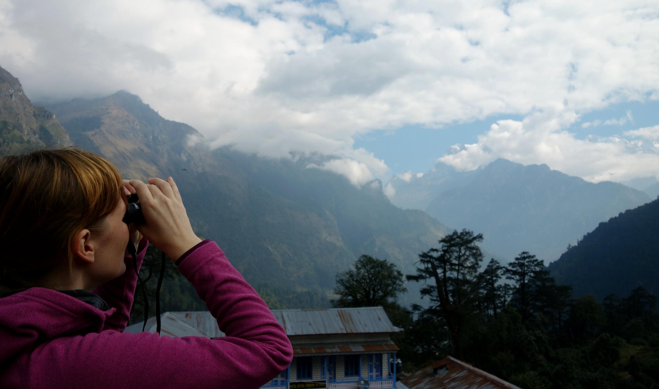 Annapurna Circuit Timang Blick Franzi