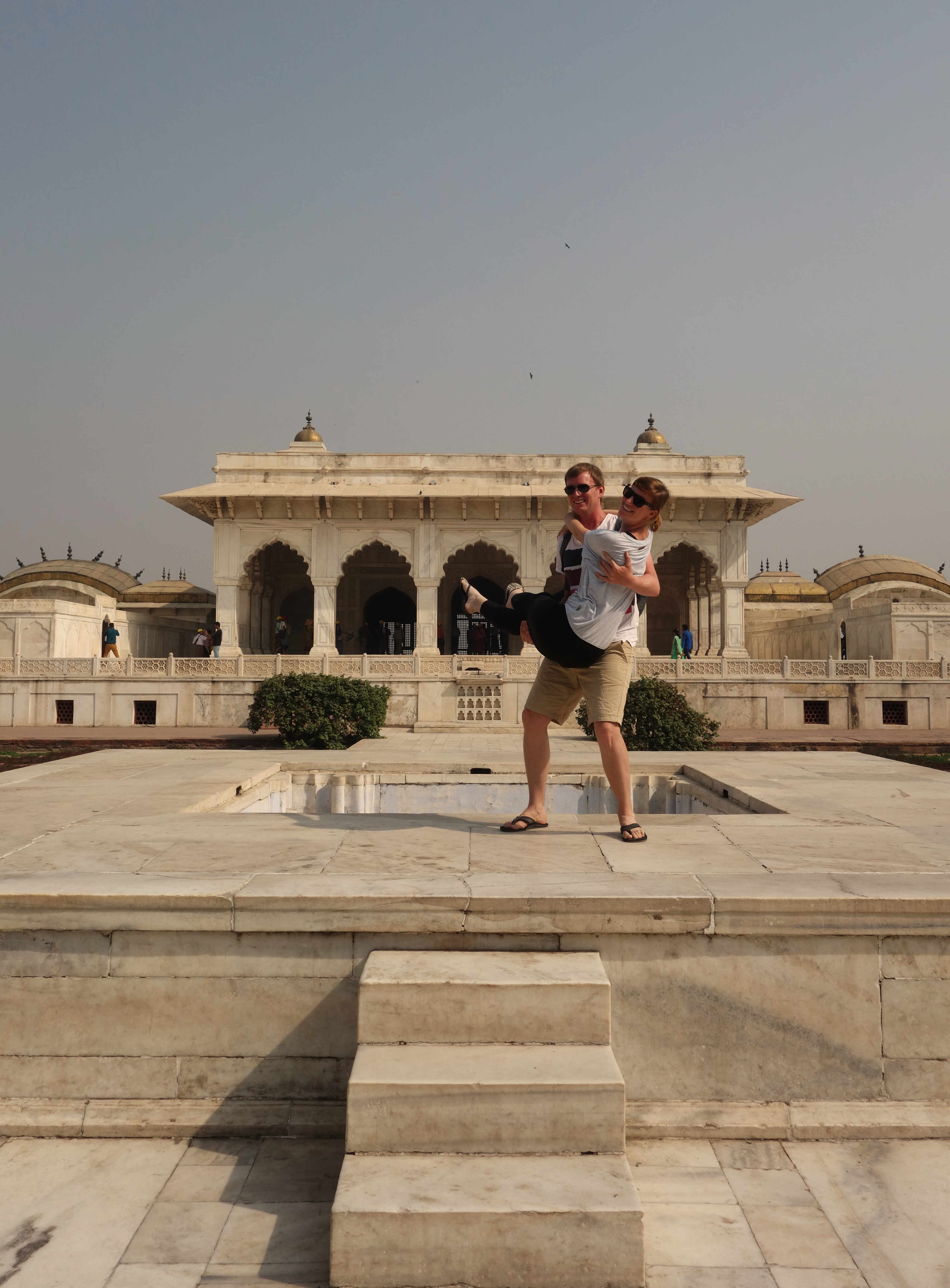 Indien Agra Fort