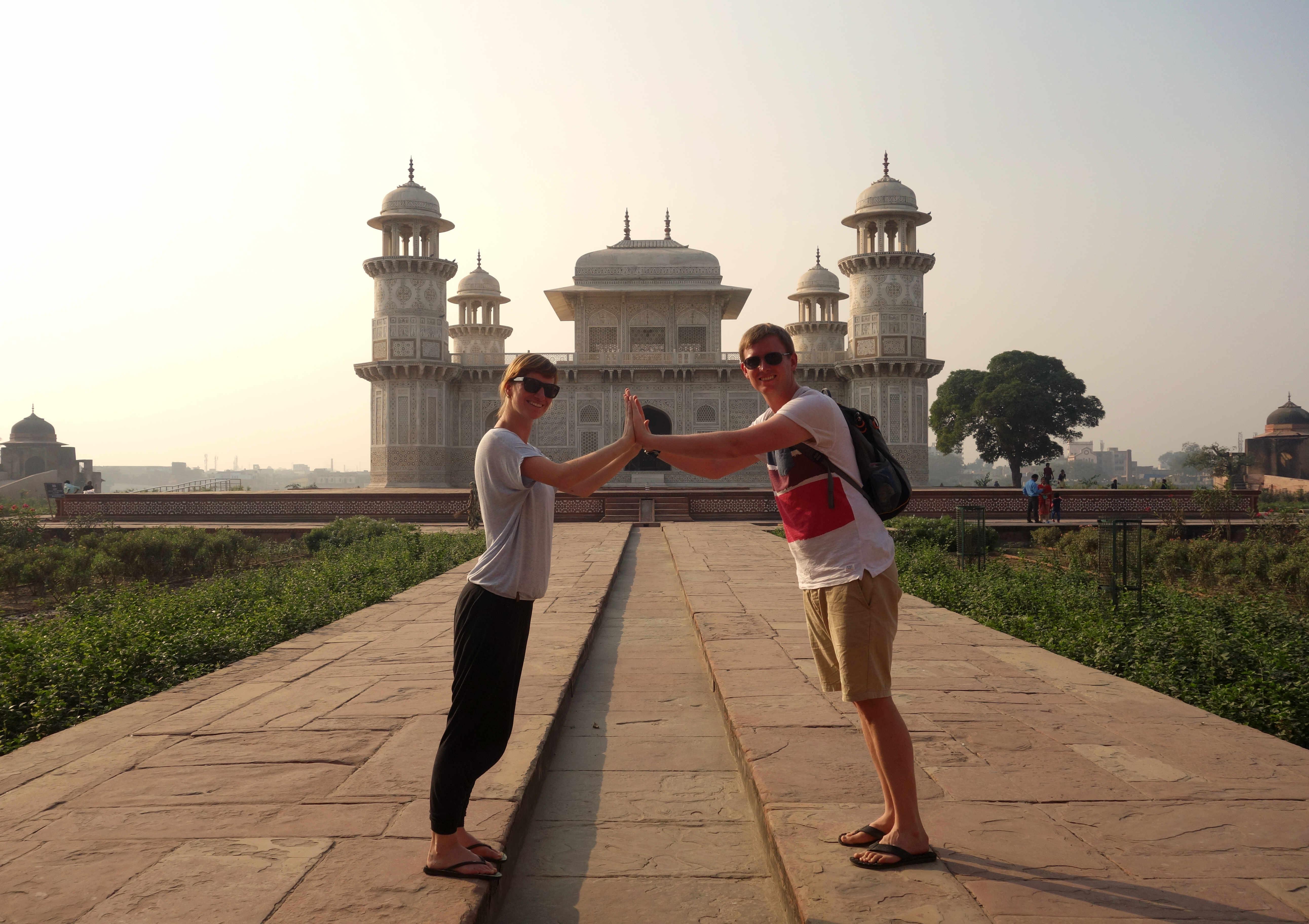 Indien Agra Baby Taj Mahal