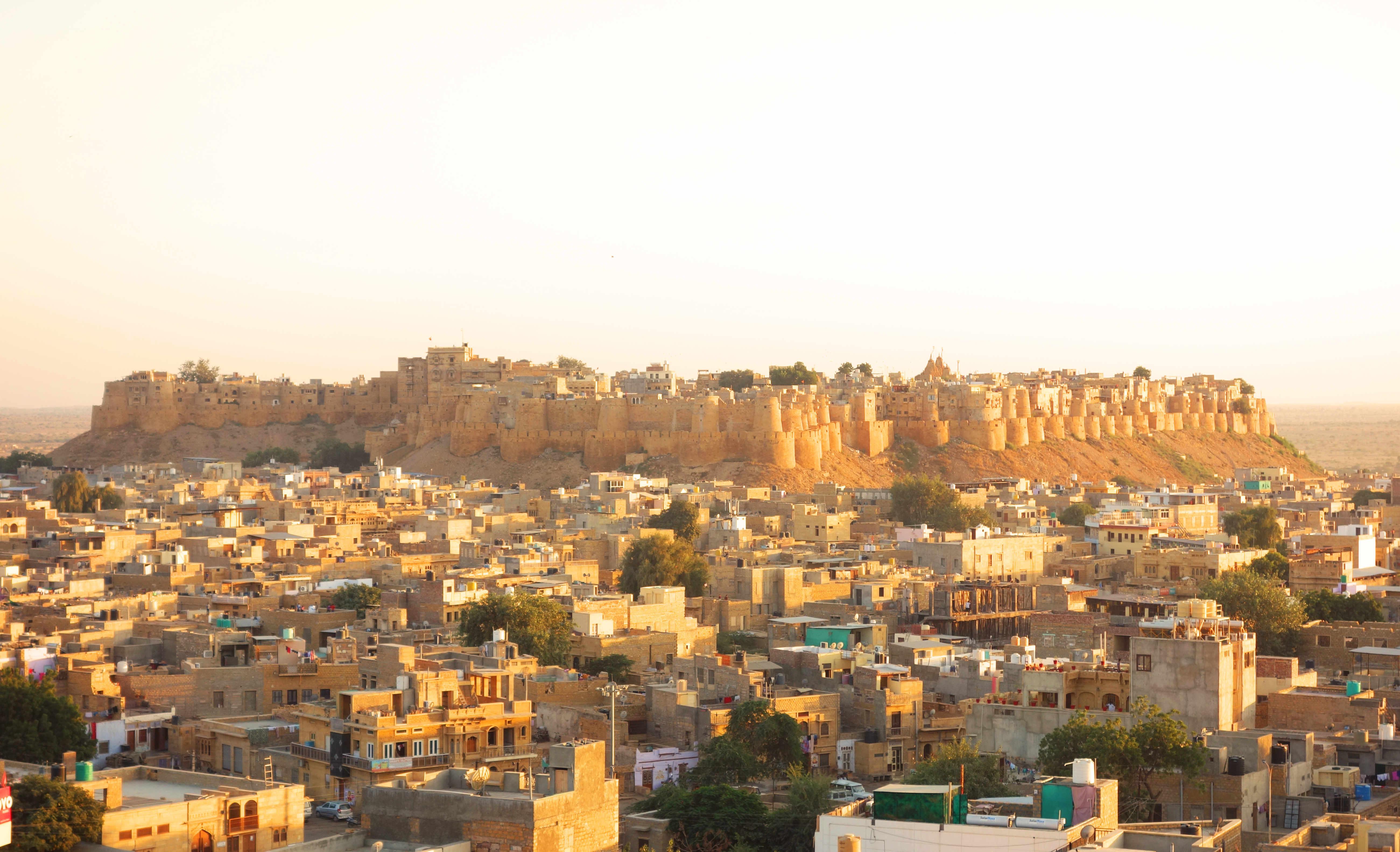 Indien Jaisalmer Fort