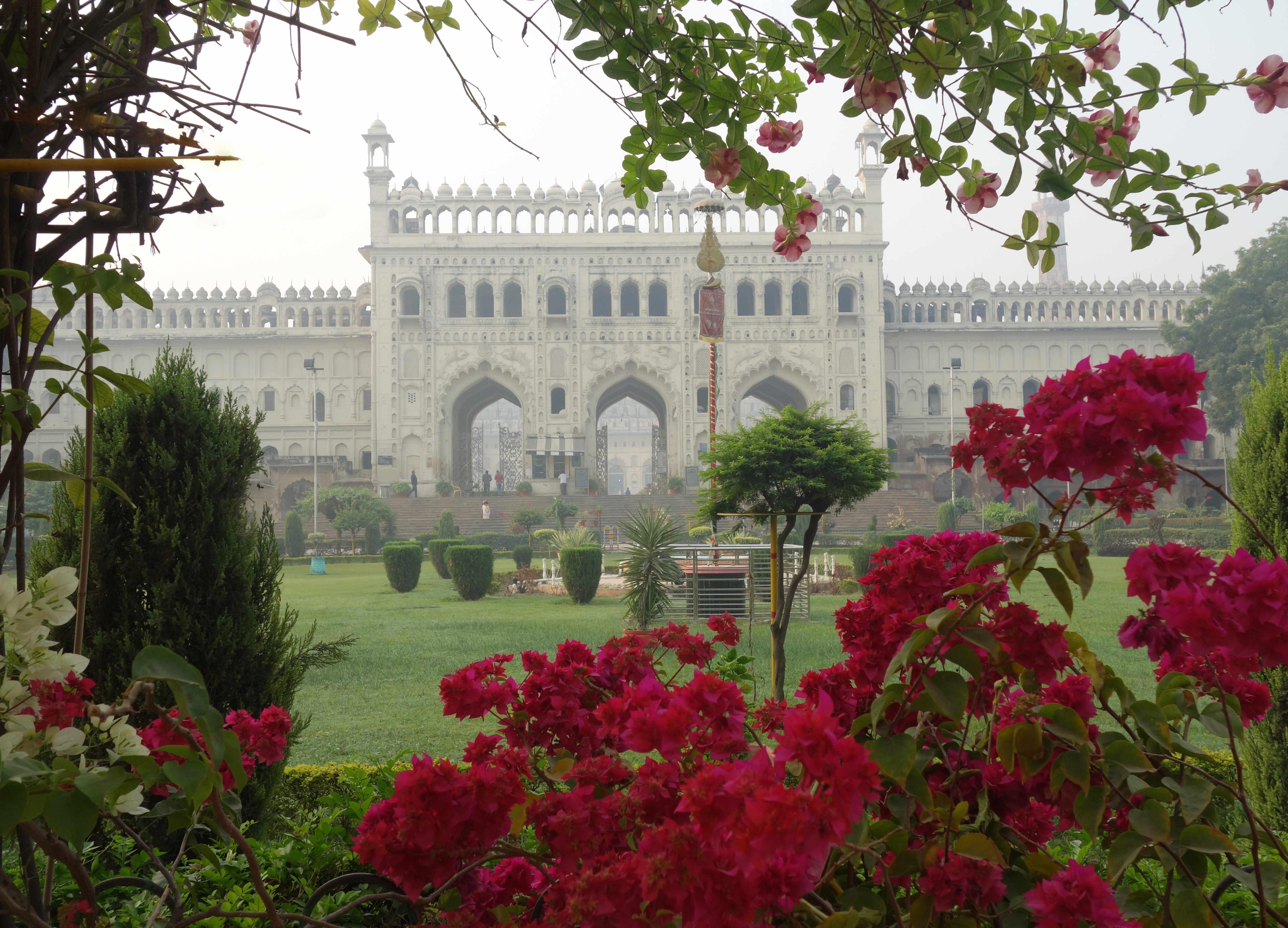 Indien Lakhnau Bara Imambara