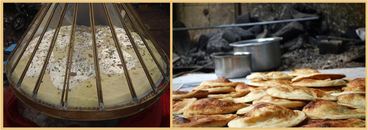 Indien Lakhnau Essen