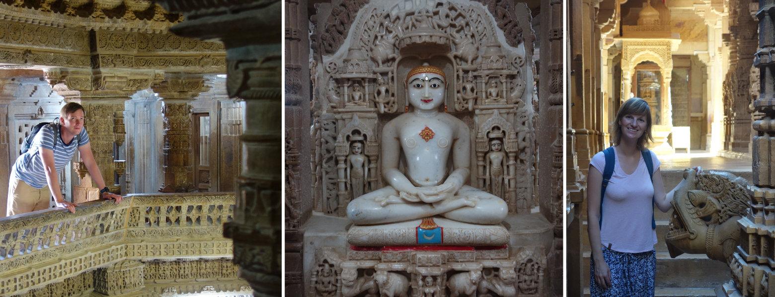 Indien Jaisalmer Jain Tempel