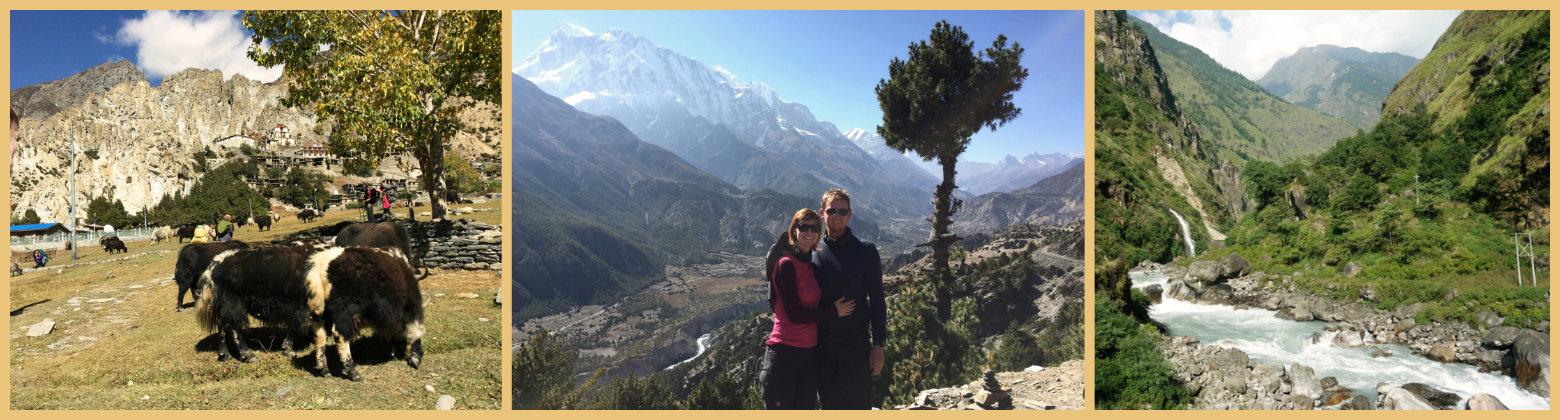 Nepal Reisetipps Annapurna Circuit