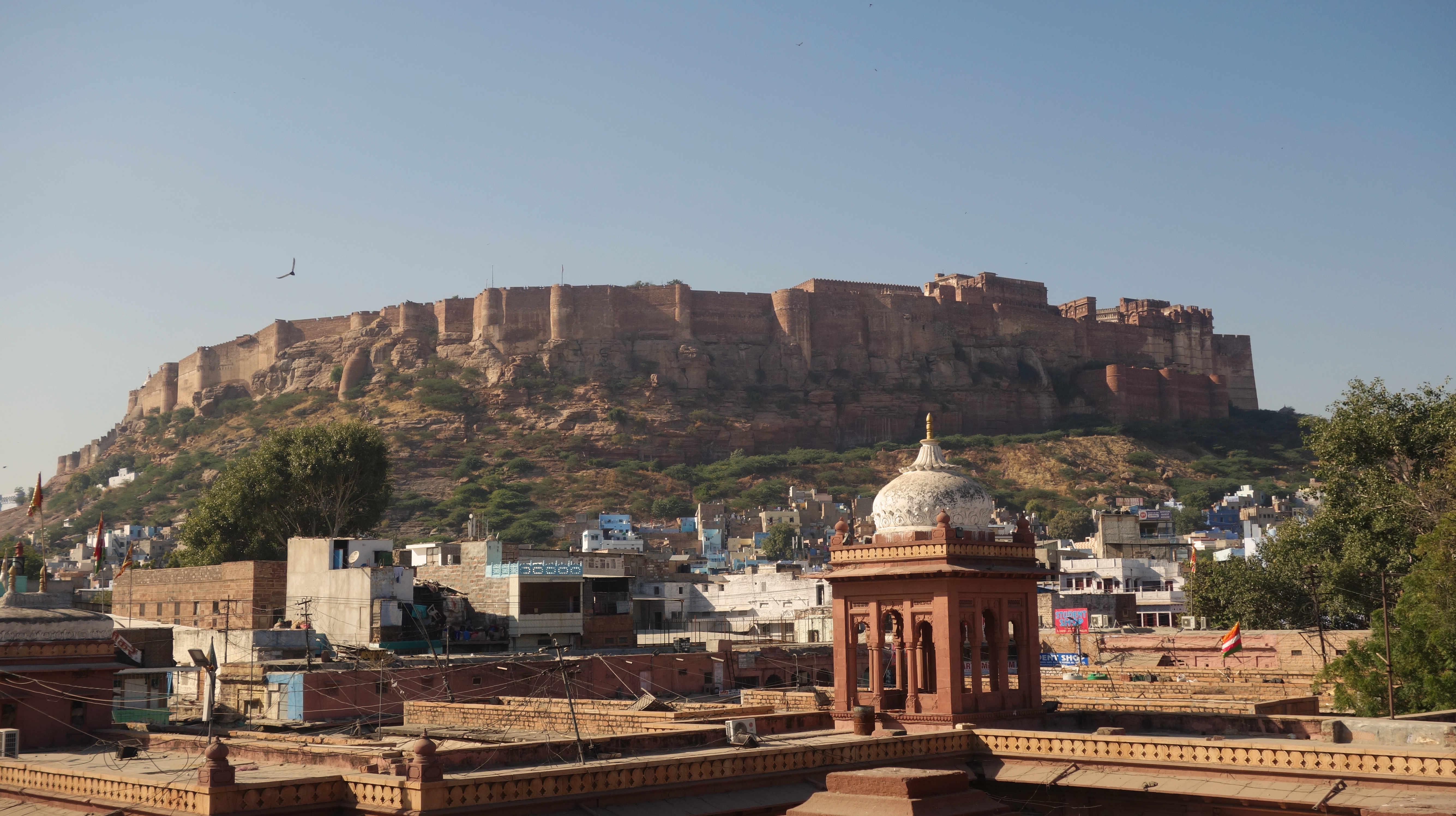 Indien Jodhpur Fort