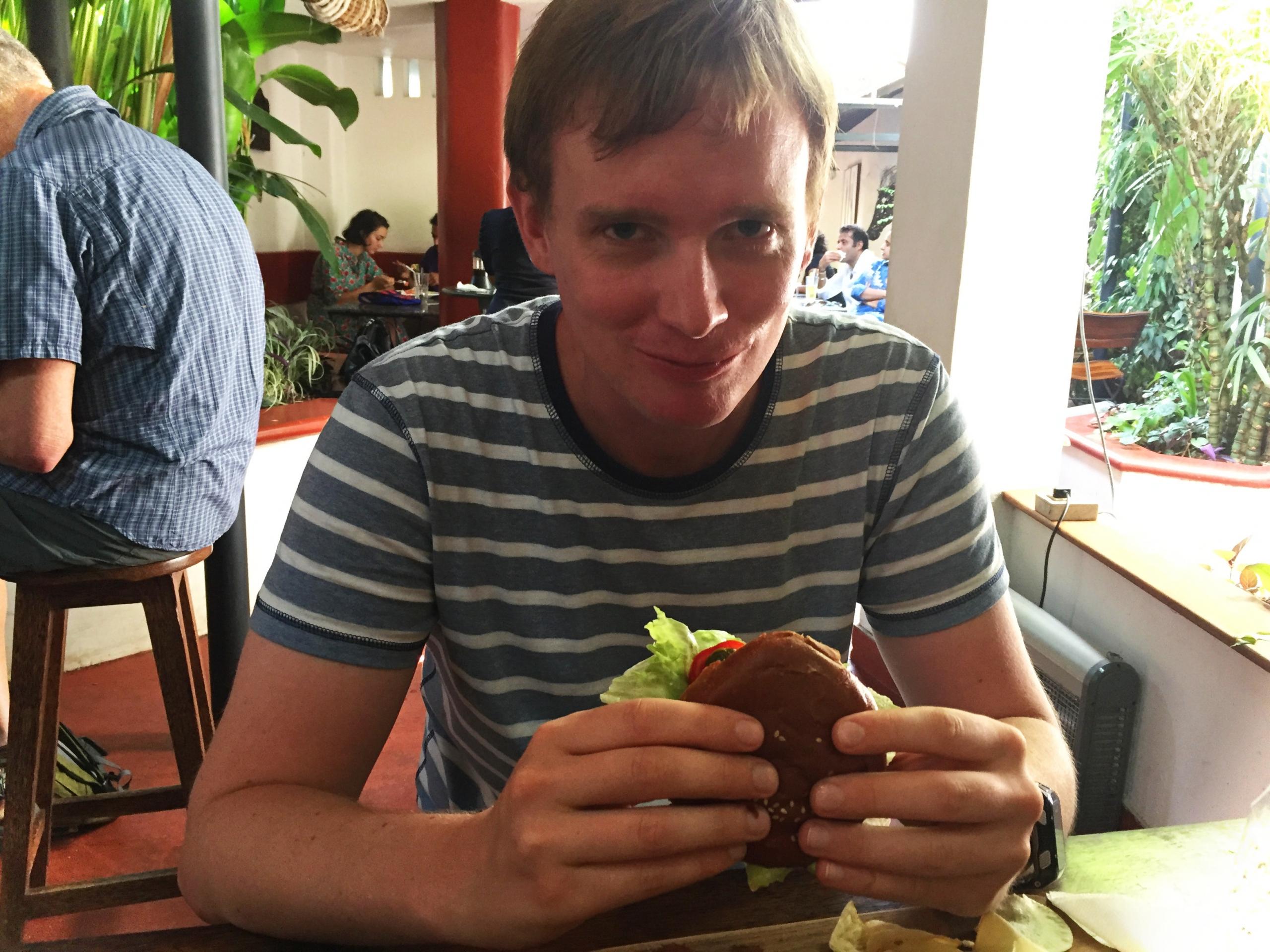 Kochi Burger Matthias