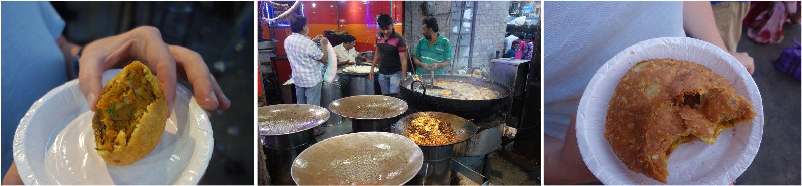 Indien Reisetipps Essen Streetfood