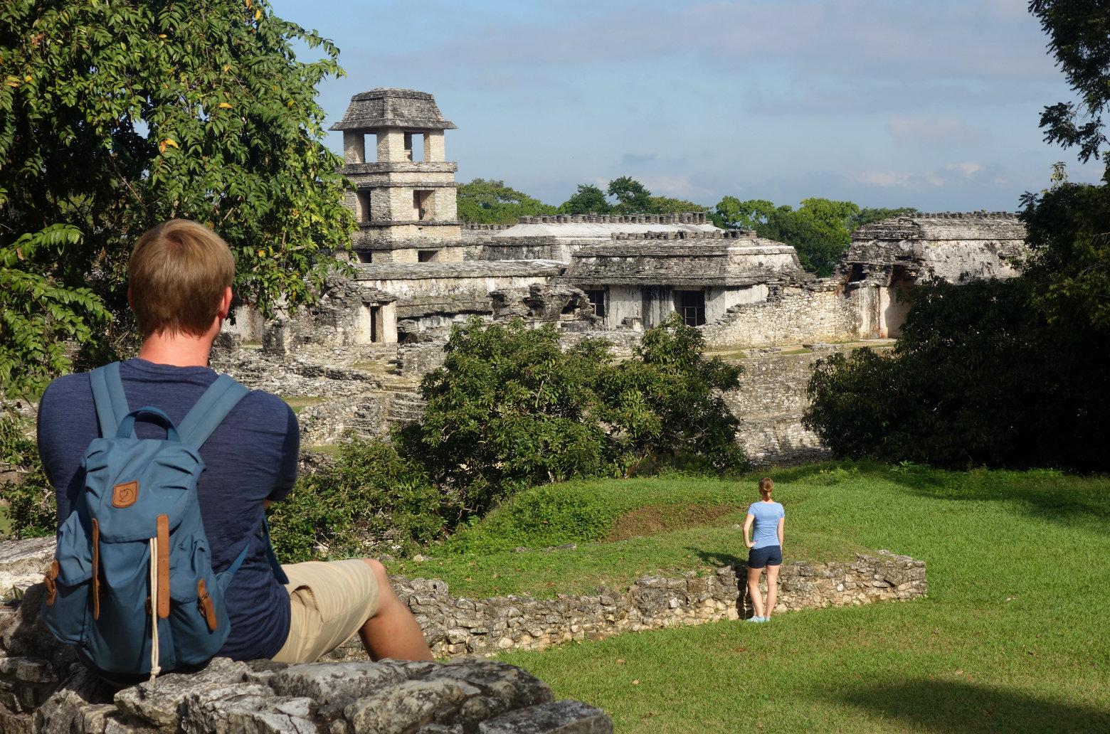 Mexiko Palenque