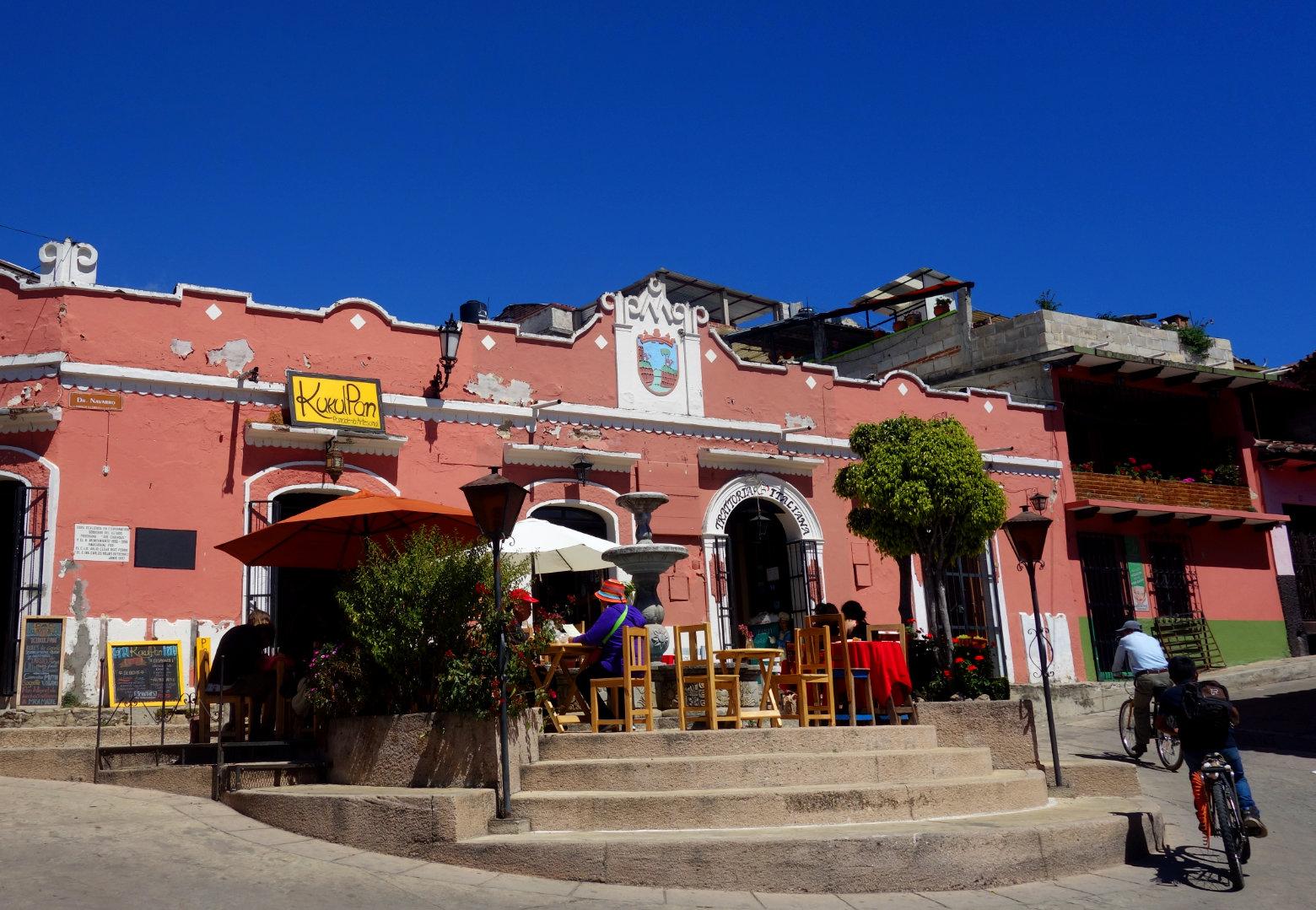 Mexiko San Cristobal Café