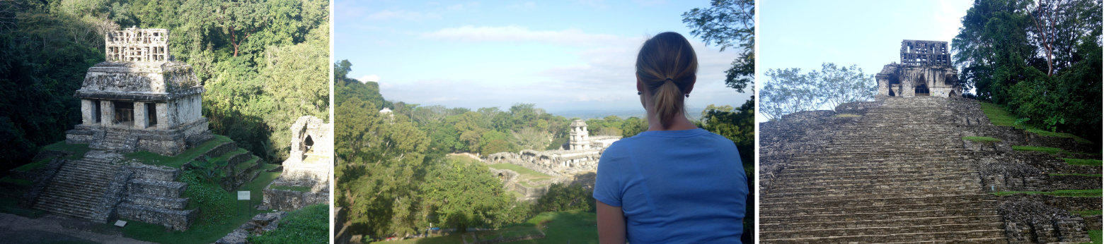 Mexiko Palenque Kreuzgruppe