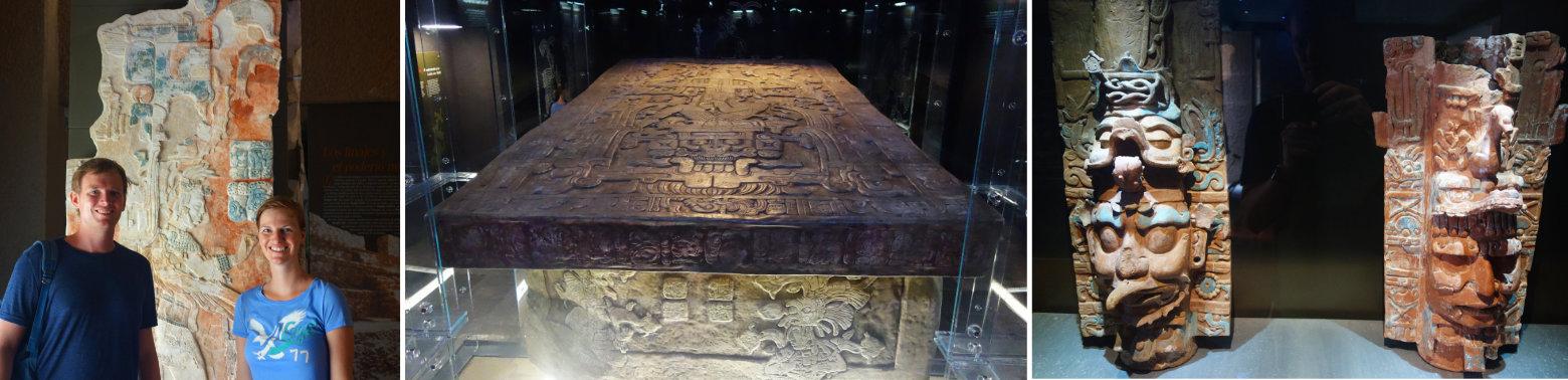 Mexiko Palenque Museum