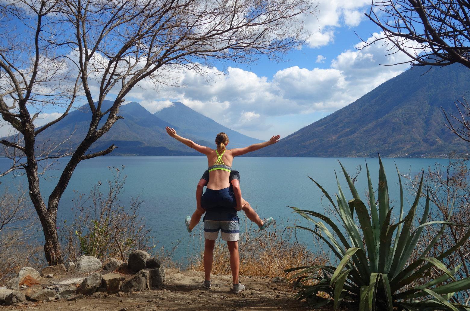 Guatemala Lago Atitlan San Pedro
