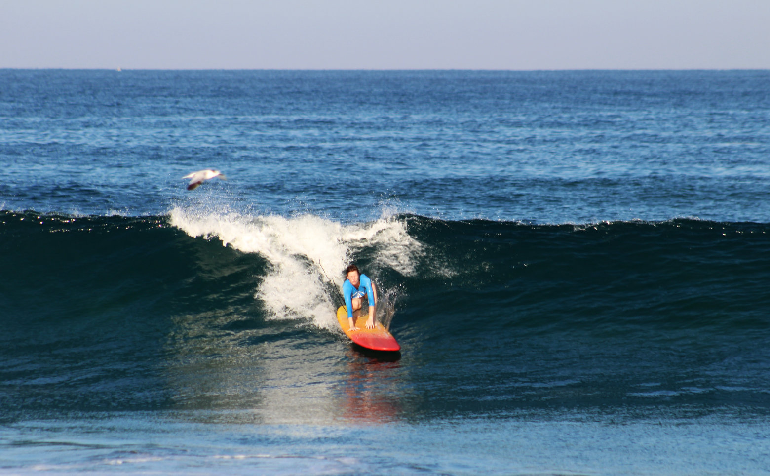 Mexiko Puerto Escondido Surfen Franzi
