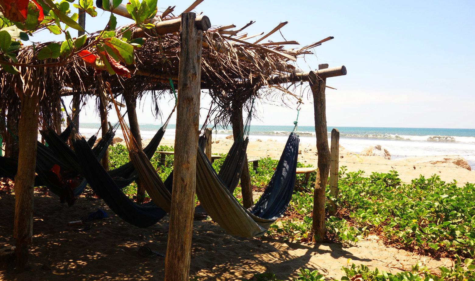 Nicaragua Jiquilillo Hängematten