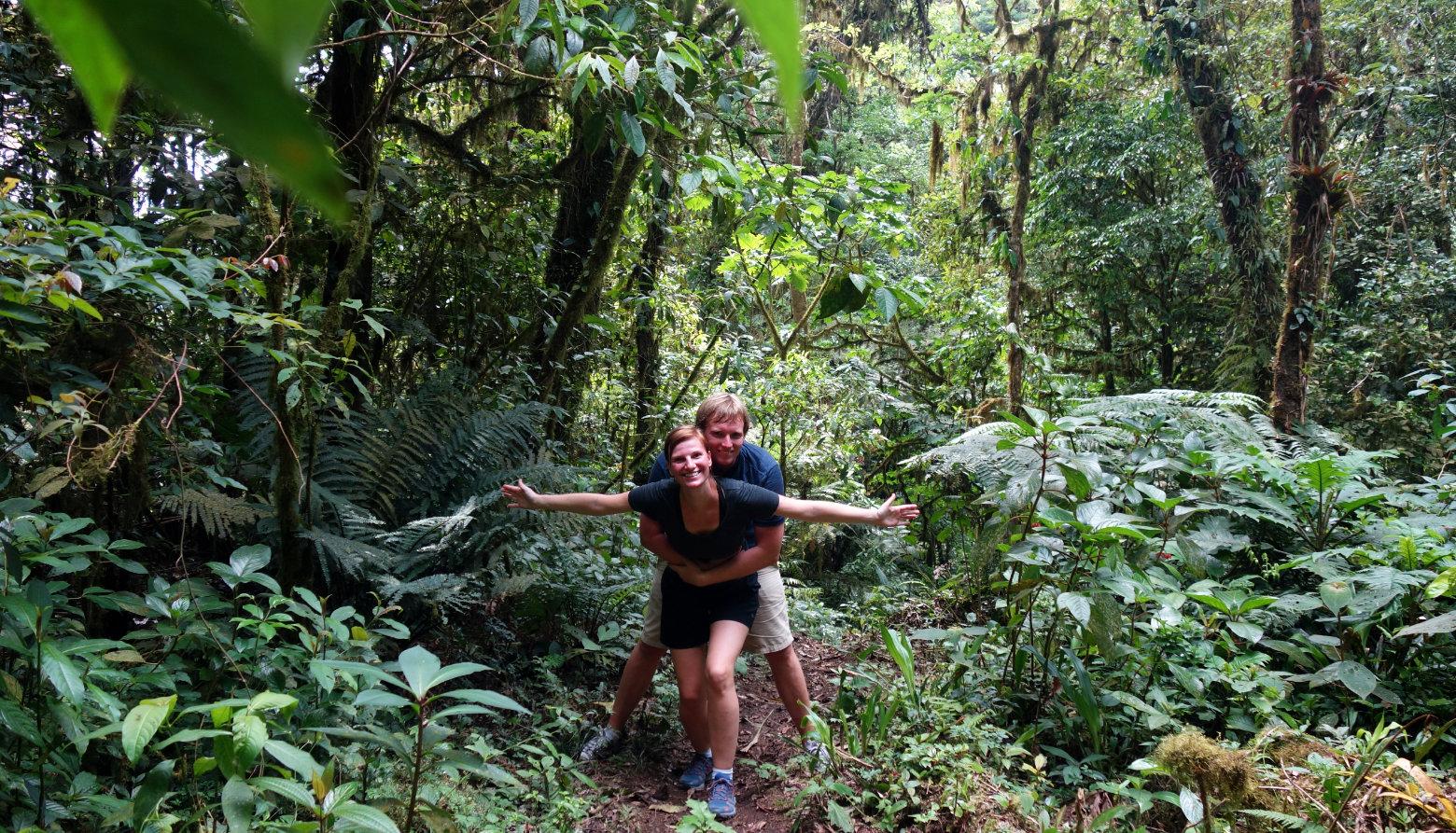 Nicaragua Norden Selva Negra