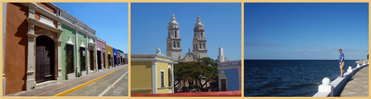Mexiko Reisetipps Campeche