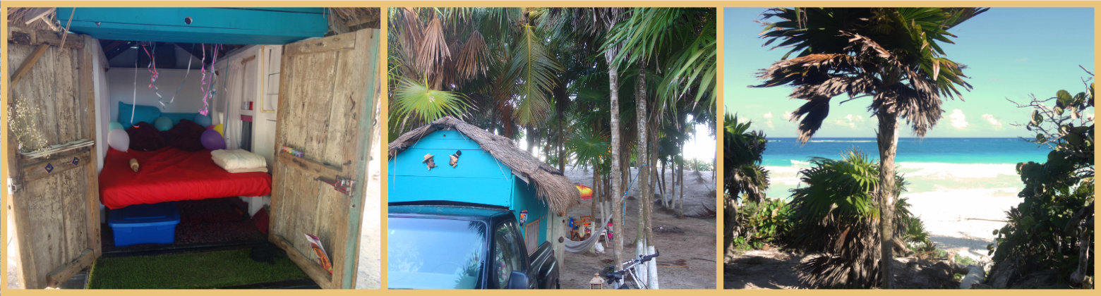 Mexiko Reisetipps Unterkunft Sian Ka'an