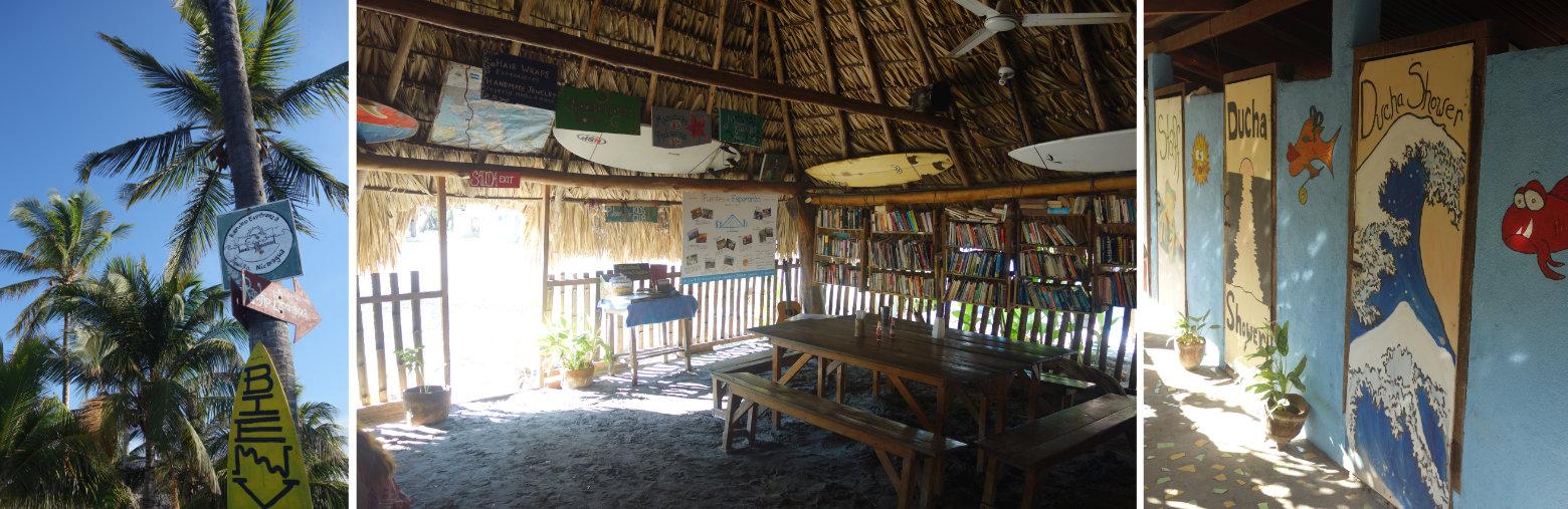 Nicaragua Reisetipps Übernachtung Jiquilillo