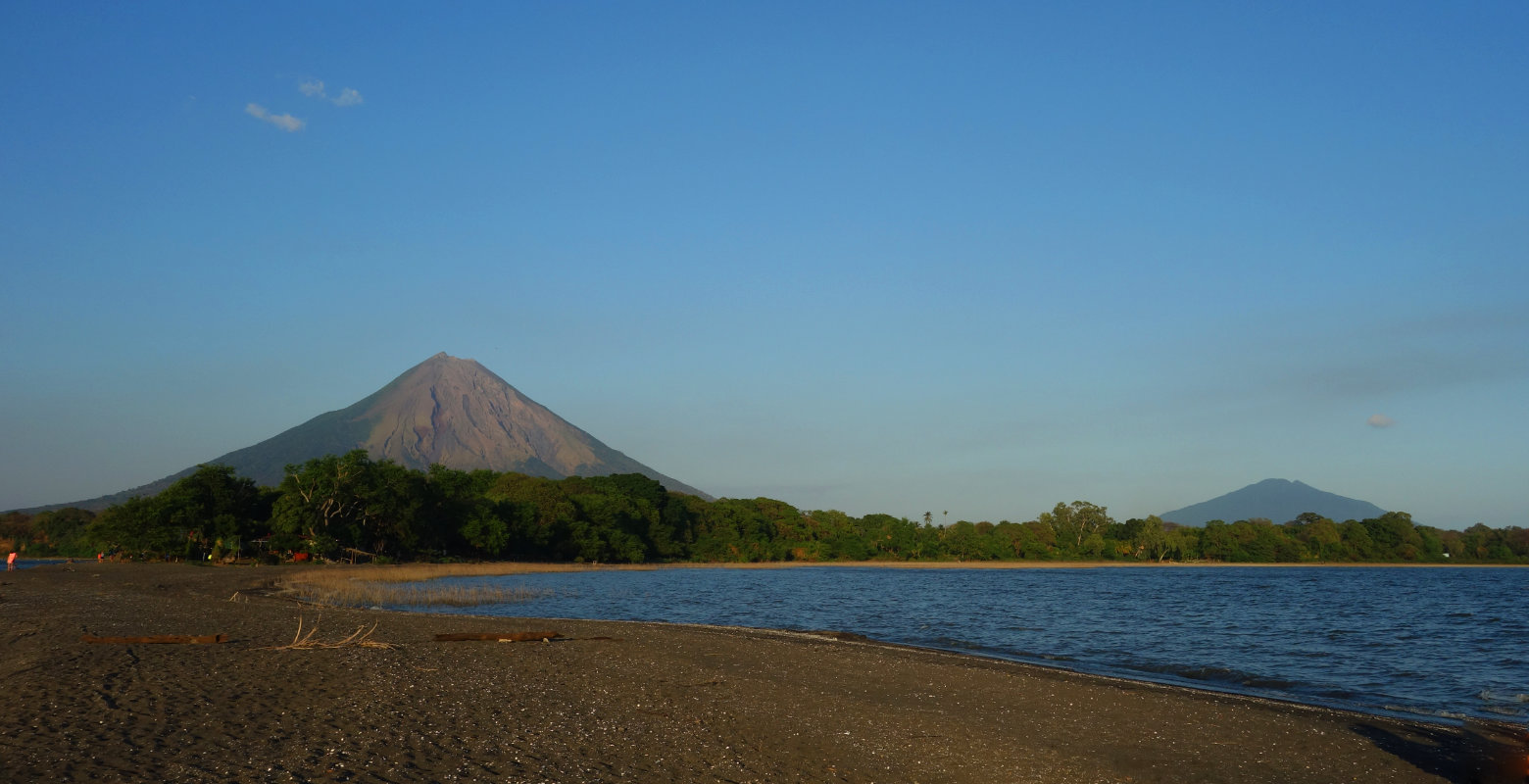 Nicaragua Isla de Ometepe Punta Jesus Maria