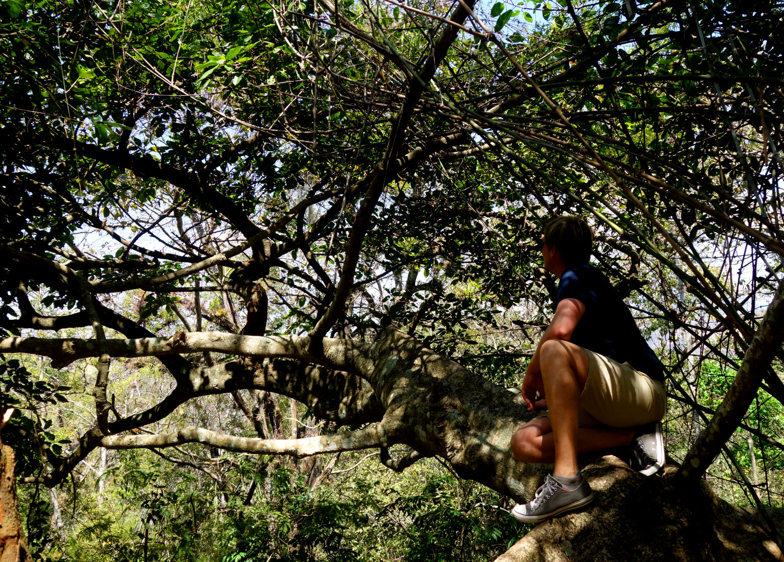 Nicaragua Norden Matagalpa Wanderung
