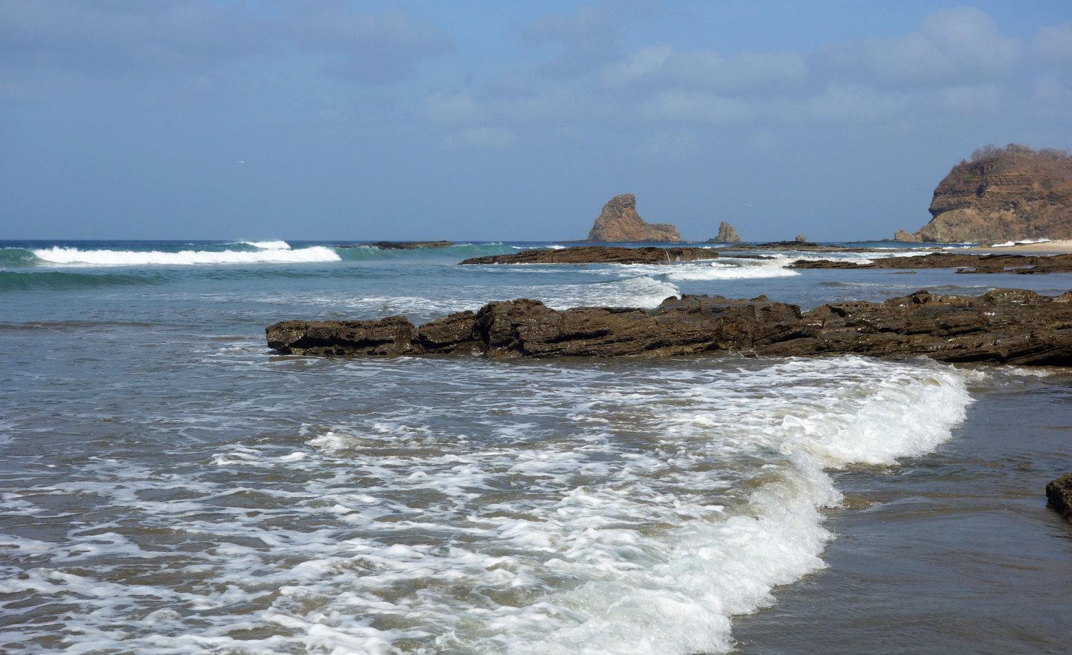 Nicaragua Playa Maderas