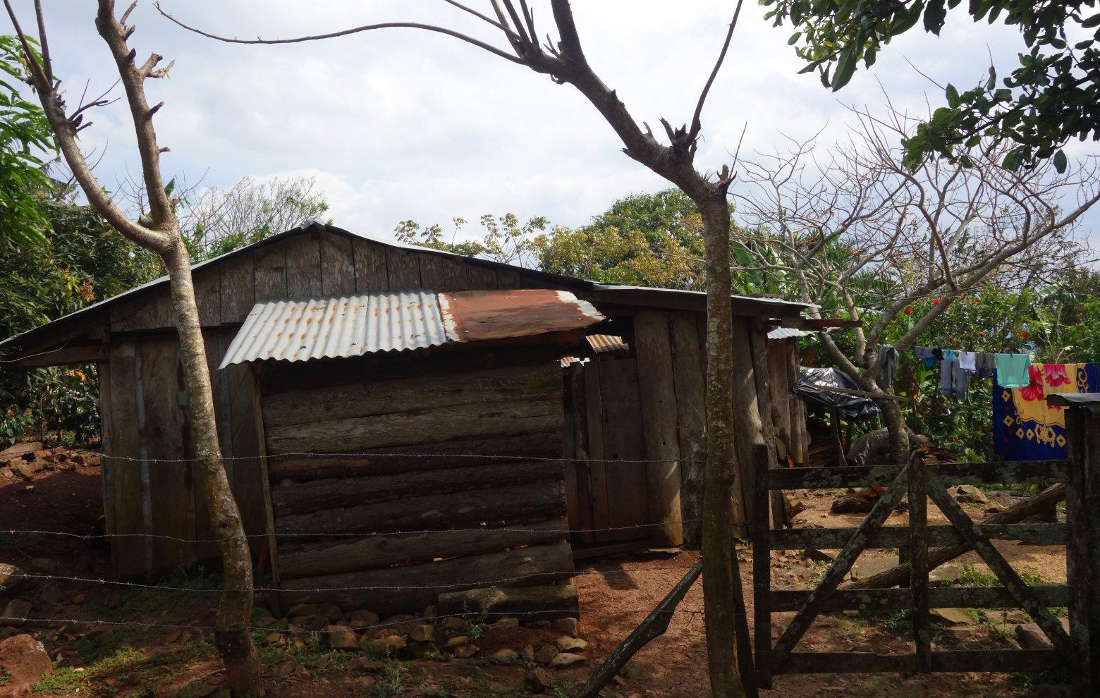 Nicaragua Hütte