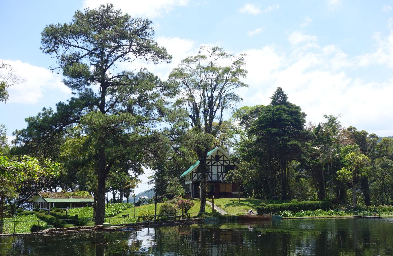 Nicaragua Norden Selva Negra Anlage