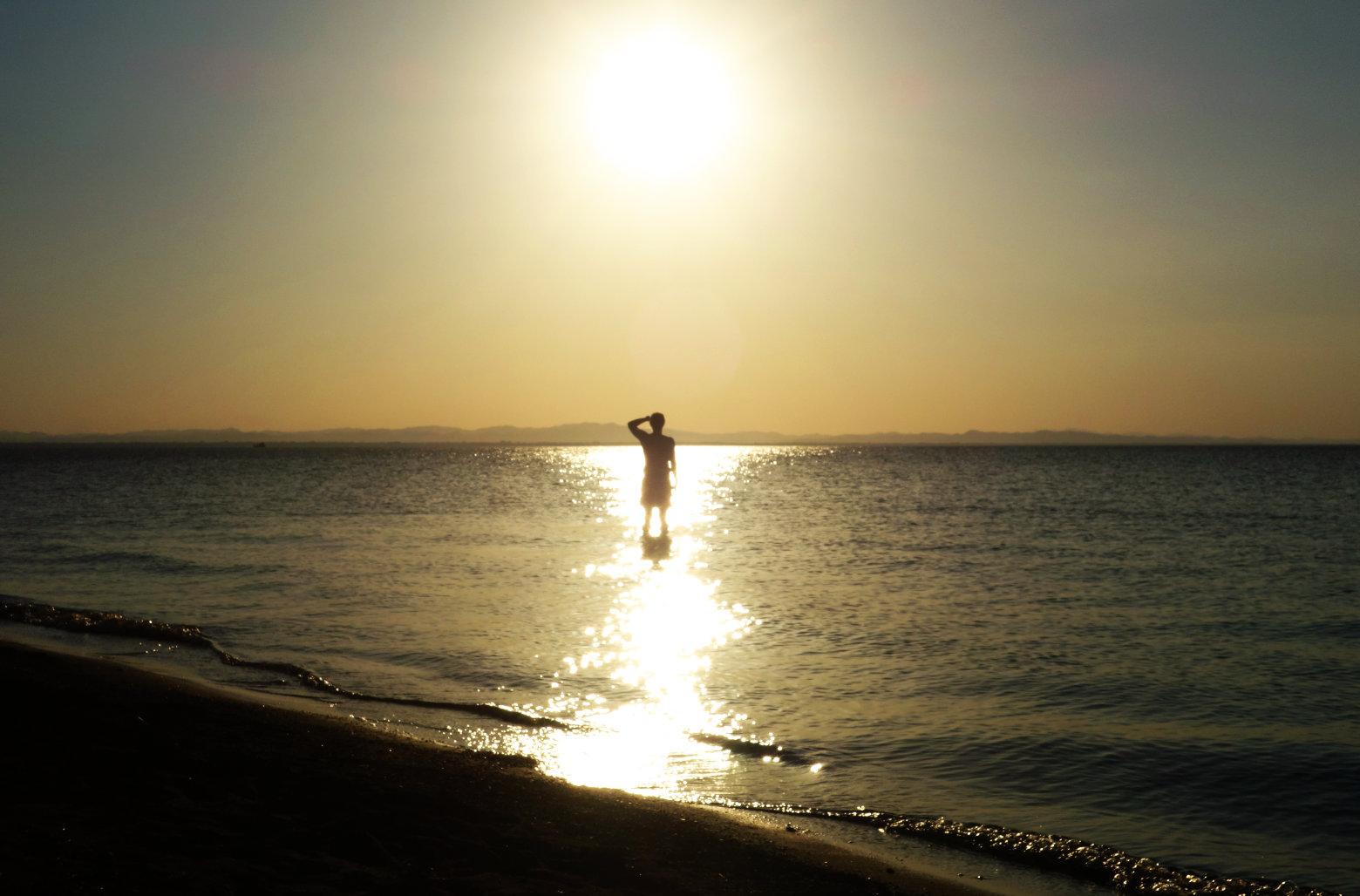 Nicaragua Isla de Ometepe Sonnenuntergang