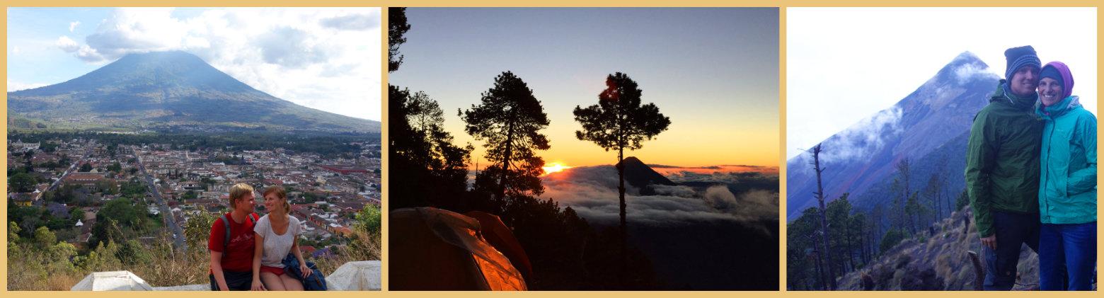Guatemala Reisetipps Antigua Acatenango
