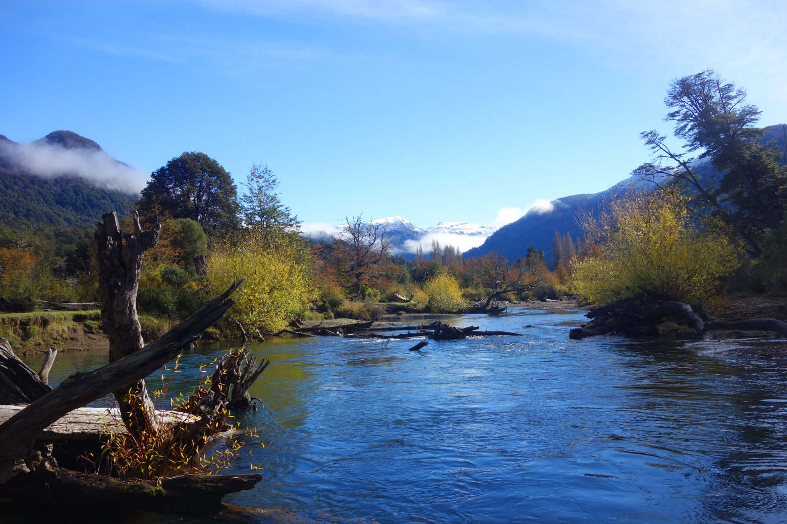 Argentinien Bariloche Seengebiet