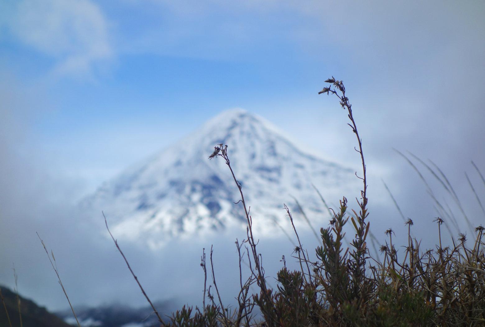 Argentinien Vulkan Lanin