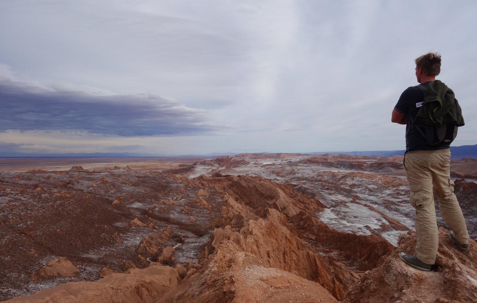 Atacama Valle de la Luna Duna Major Matthias