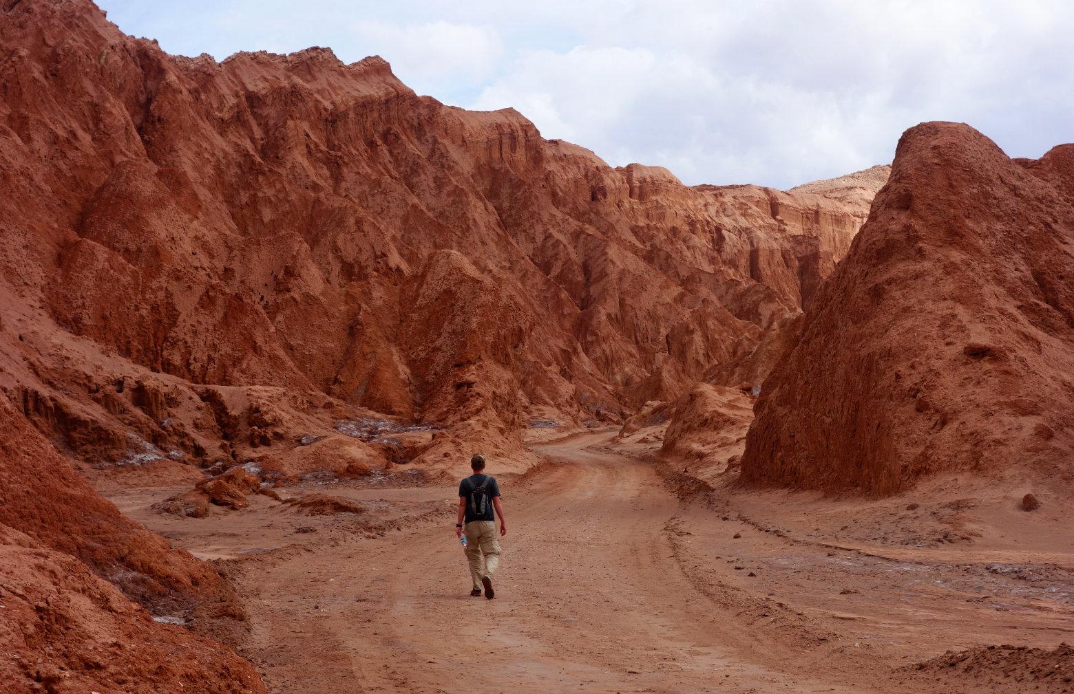 Atacama Valle de la Muerte Matthias