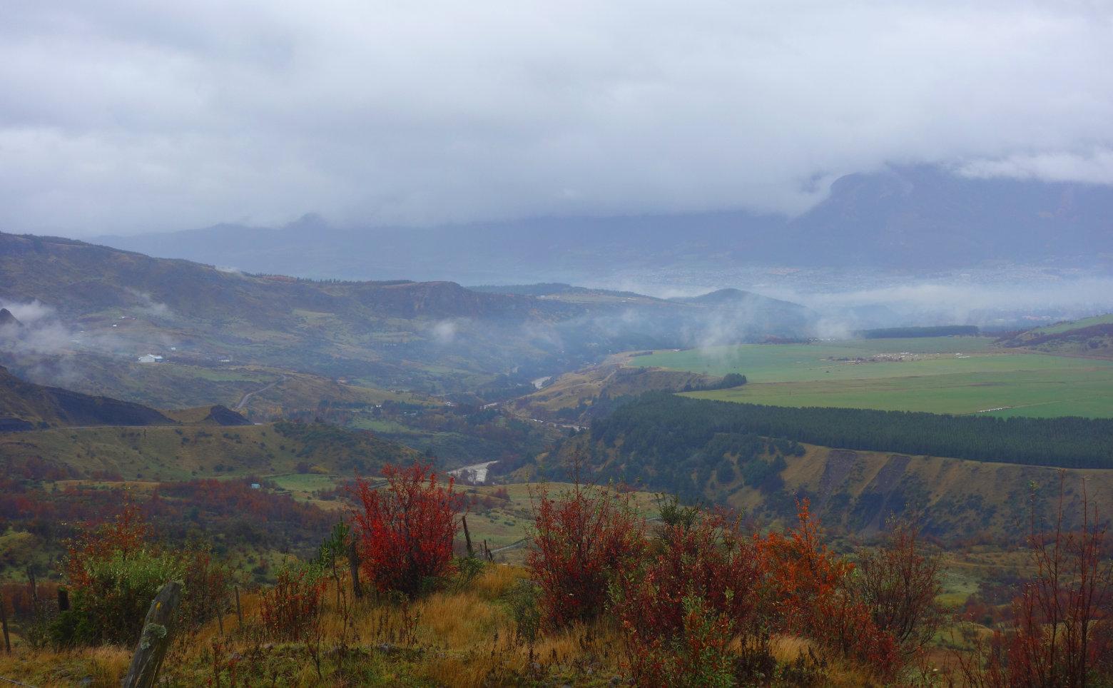 Chile Carretera Austral Coyhaique