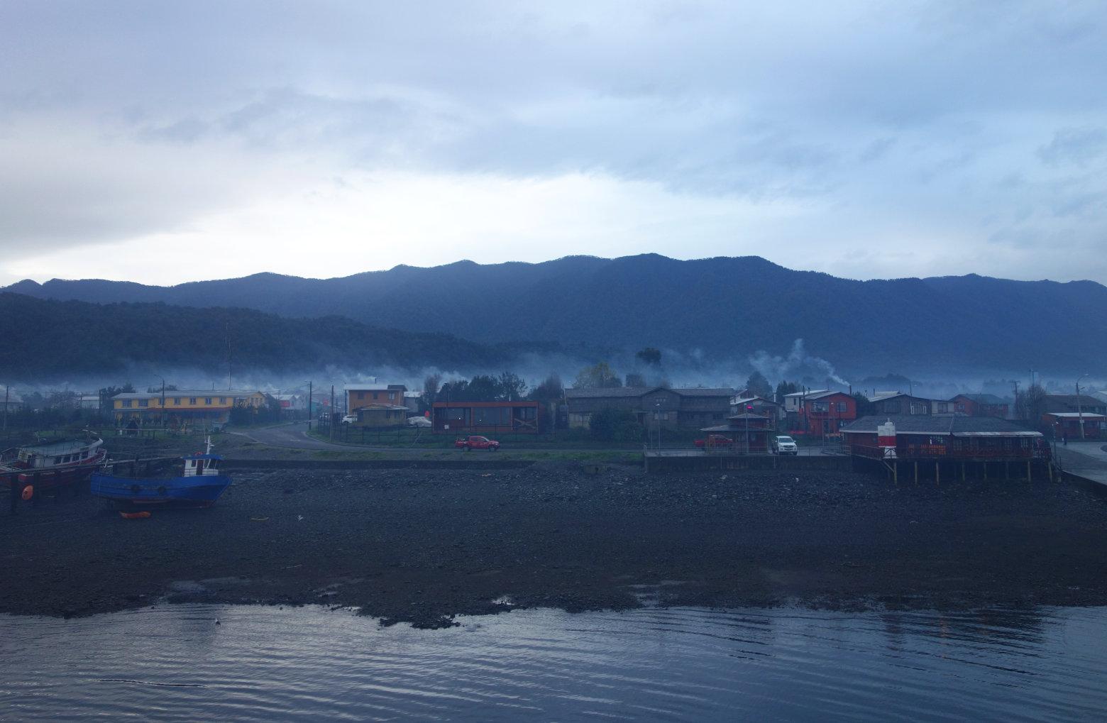 Chile Carretera Austral Hornopiren