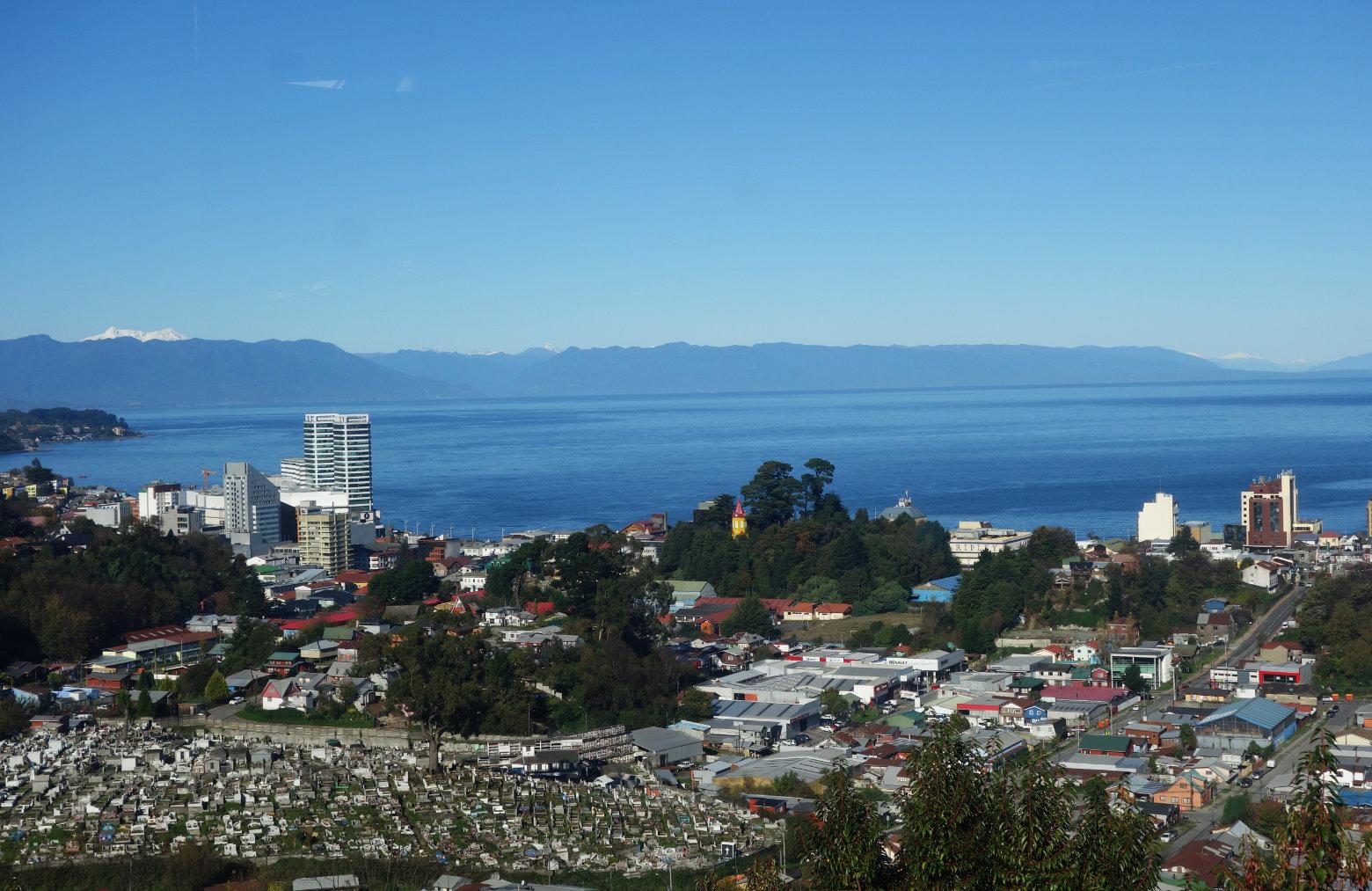 Chile Roadtrip Puerto Montt