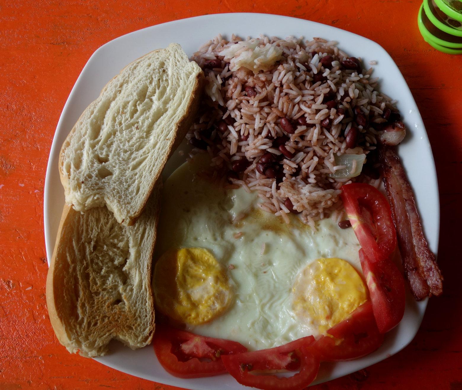 Nicaragua Reisetipps Gallo Pinto