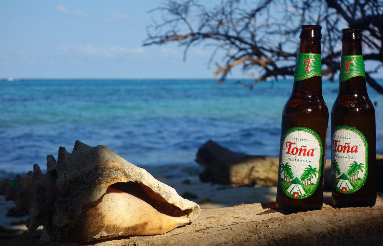 Little Corn Island Bier