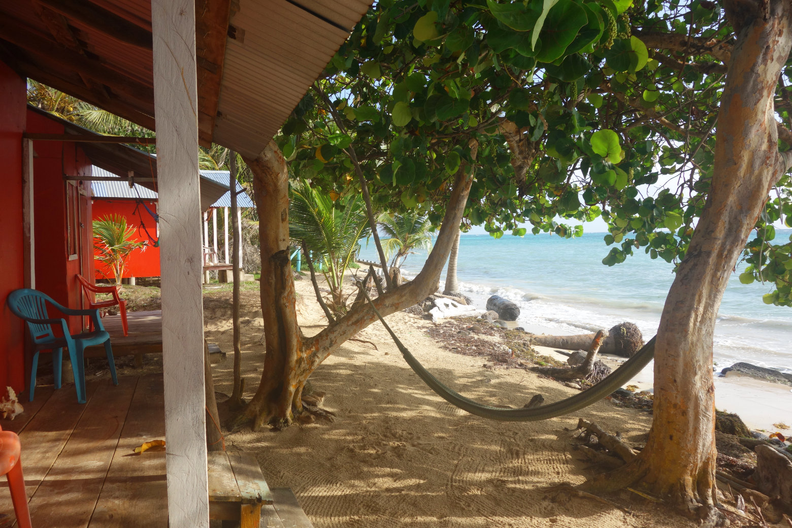 Nicaragua Reisetipps Übernachtung Little Corn Island