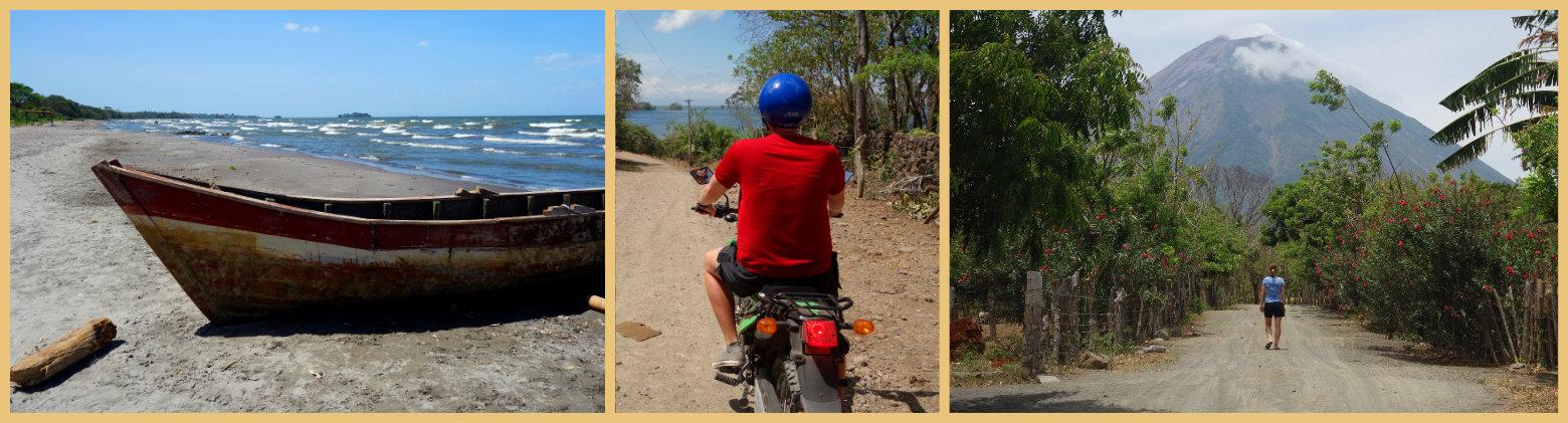 Nicaragua Reisetipps Isla de Ometepe