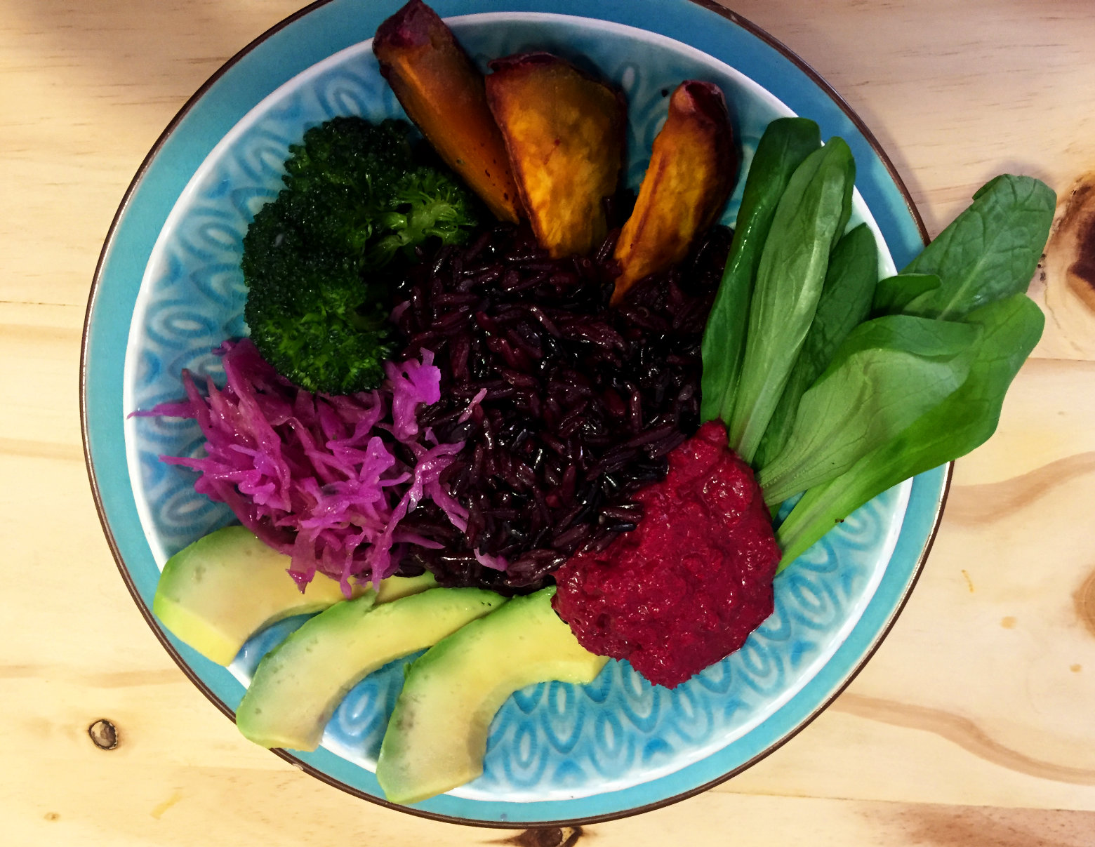 Bolivien La Paz veganes Essen