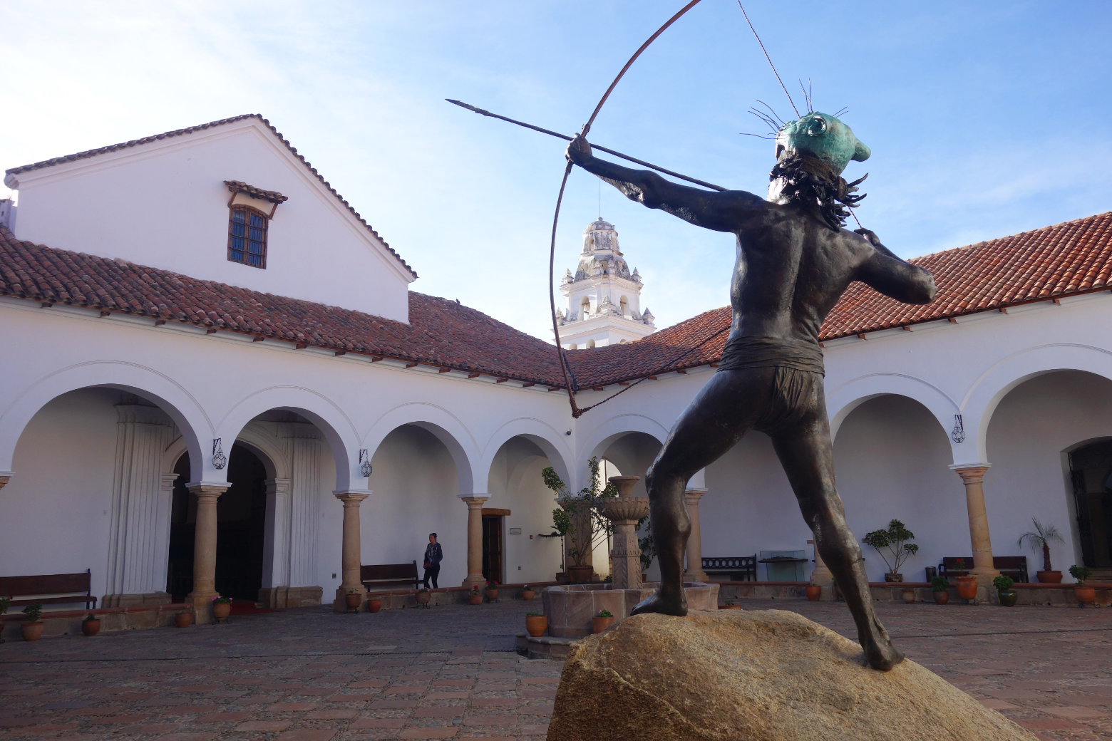 Bolivien Sucre Museum