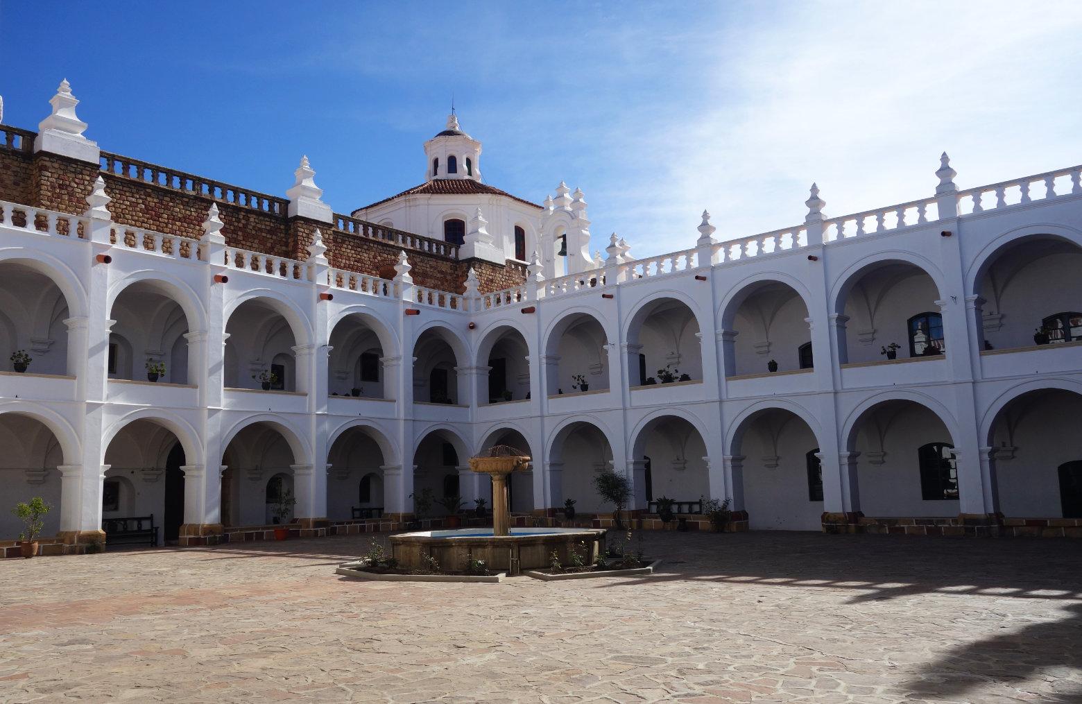 Bolivien Sucre Convente San Felipe