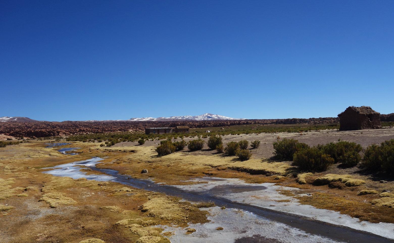 Bolivien Salar de Uyuni Landschaft Altiplano