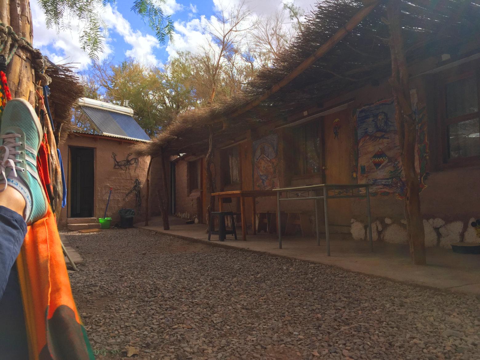 Atacama Wüste Hostel