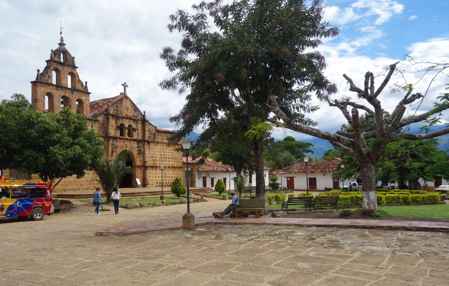 Guane Hauptplatz